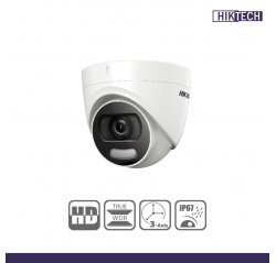 HIKVISION DS-2CE72DFT-F 2 MP Full Time Color Turret Camera