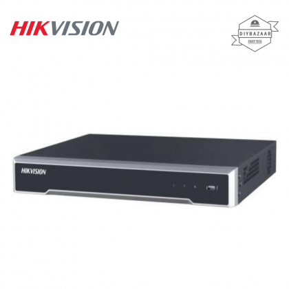HIKVISION DS-7608NI-Q2/8P NVR 8Channel 8MP Lite Resolution