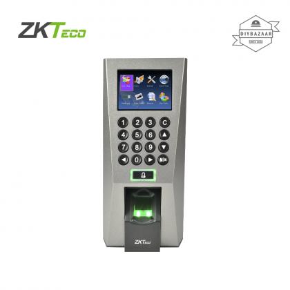 ZKTeco F18 Fingerprint Standalone Access Control (Mifare)