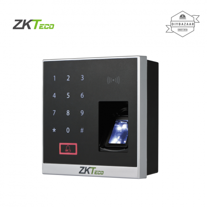 ZKTeco X8-BT Biometric Fingerprint Reader Standalone Access Control