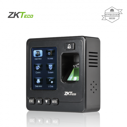 ZKTeco SF100 IP Base Fingerprint Access Control & Time Attendance