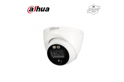 Dahua ME1200E-LED 2MP HDCVI Active Deterrence Camera