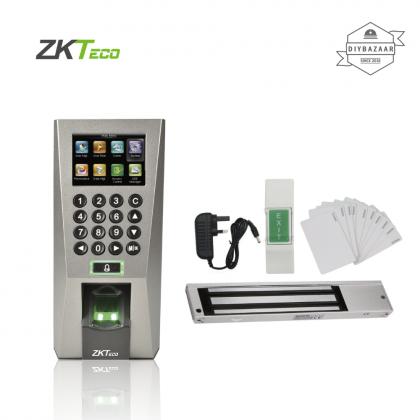 ZKTeco F18 Fingerprint Standalone Access Control (ID) Set