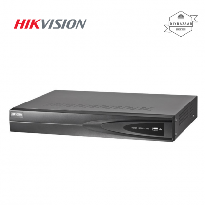 Hikvision DS-7604NI-Q1/4P 4CH With PoE 8MP Resolution NVR