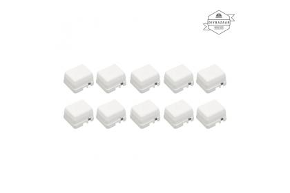 Junction Box For Alarm Sensor (10 pcs)