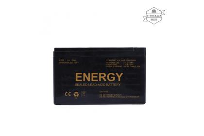 Energy Backup Battery 12V7.2AH
