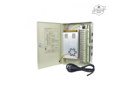 12V20A Power Supply With Casing