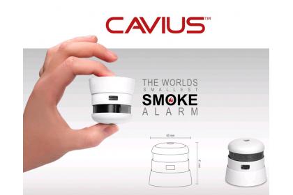 Cavius Smoke Detector