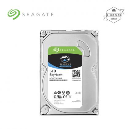 Seagate Skyhawk Surveillance Hard Drives HDD 6TB