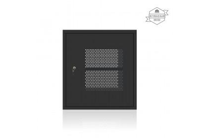 "12U 19"" Wall Mount Server Cabinet Rack"