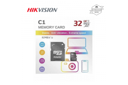 Hikvision SD Card 32GB