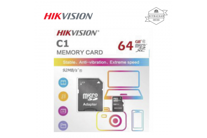 Hikvision SD Card 64GB