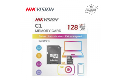 Hikvision SD Card 128GB