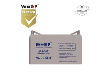 WBDP GS12650 General Standard Series Battery 65.0 Ah Nominal Capacity