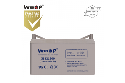 WBDP GS121200 General Standard Series 120Ah Nominal Capacity