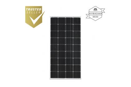 Mono Crystalline 100W~120W Solar Panel