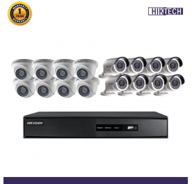 Hikvision HD-TVI 2Mp 16Units+16Ch  Package