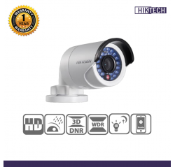 Hikvision  4MP IP Mini  Bullet Camera  DS-2CD2042F-I