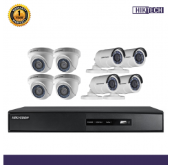 Hikvision  2MP HD-TVI 8Units+8Ch Package