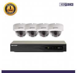 Hikvision 1.3MP IP 4Units+4Ch  Package