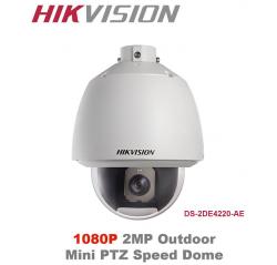 Hikvision  DS-2DE4220-AE3 2MP Network PTZ Dome Camera
