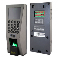 ZKTeco F18/ID Fingerprint Time Attendance and Access Control
