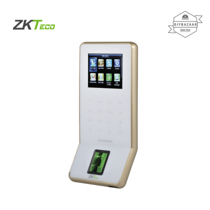 ZKTeco F22 WiFi Ultra Thin Fingerprint Time Attendance & Access Control Terminal