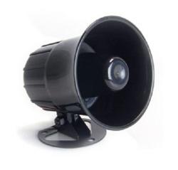 Alarm Accessories ASH002 External Siren Horn