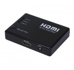 (OEM) CCTV  Accessories 3 X 1 HDMI Switch