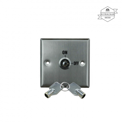 Key Switch For Access Door
