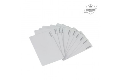 EM RFID Proximity Card with Serial Number