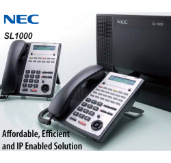 NEC Keyphone SL1000 Package 408 1+3