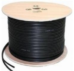 D-COM RG59 E64 300M Coaxial Cable