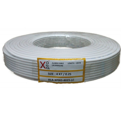 Alarm Cable Xpro 100M ALA-XPRO-4025-LC-094 core0.25LC