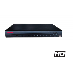 Honeywell 8 Ch 1080P NVR With 8 POE Ports HEN08102