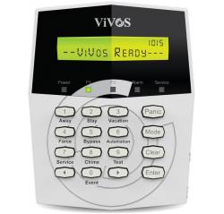 Alarm Accessories VIVOS LCD KEYPAD VG1-K1