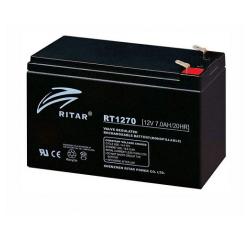(OEM) CCTV Accessories 12V 7AH Backup Battery