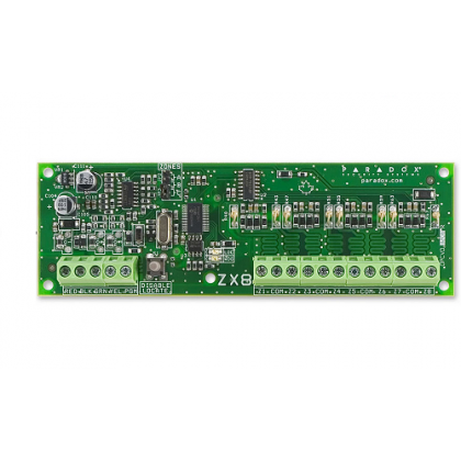 Alarm Accessories Paradox 8-Zone Main Board Only SP6000