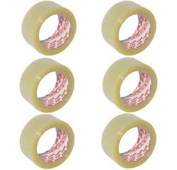 OPP Tape Transparent 48mm (6pcs in 1 Roll)