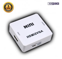 HDMI2VGA MINI-sized Converter: HDMI to VGA