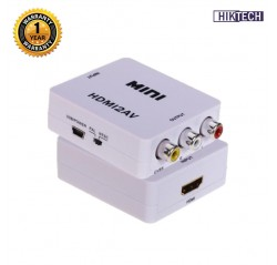 HDMI2AV MINI-sized Converter: HDMI to AV