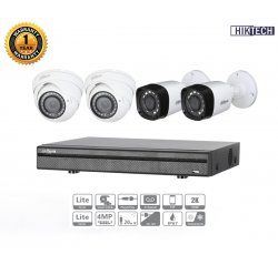 Dahua 4Channel XVR5104H-4M DVR Set (4MP)