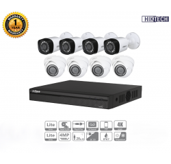 Dahua 8Channel XVR5108HS-KL DVR Set (4MP)