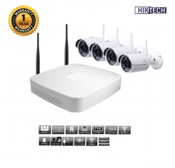 OEM Dahua 4Channel N4104-W WiFi NVR Set