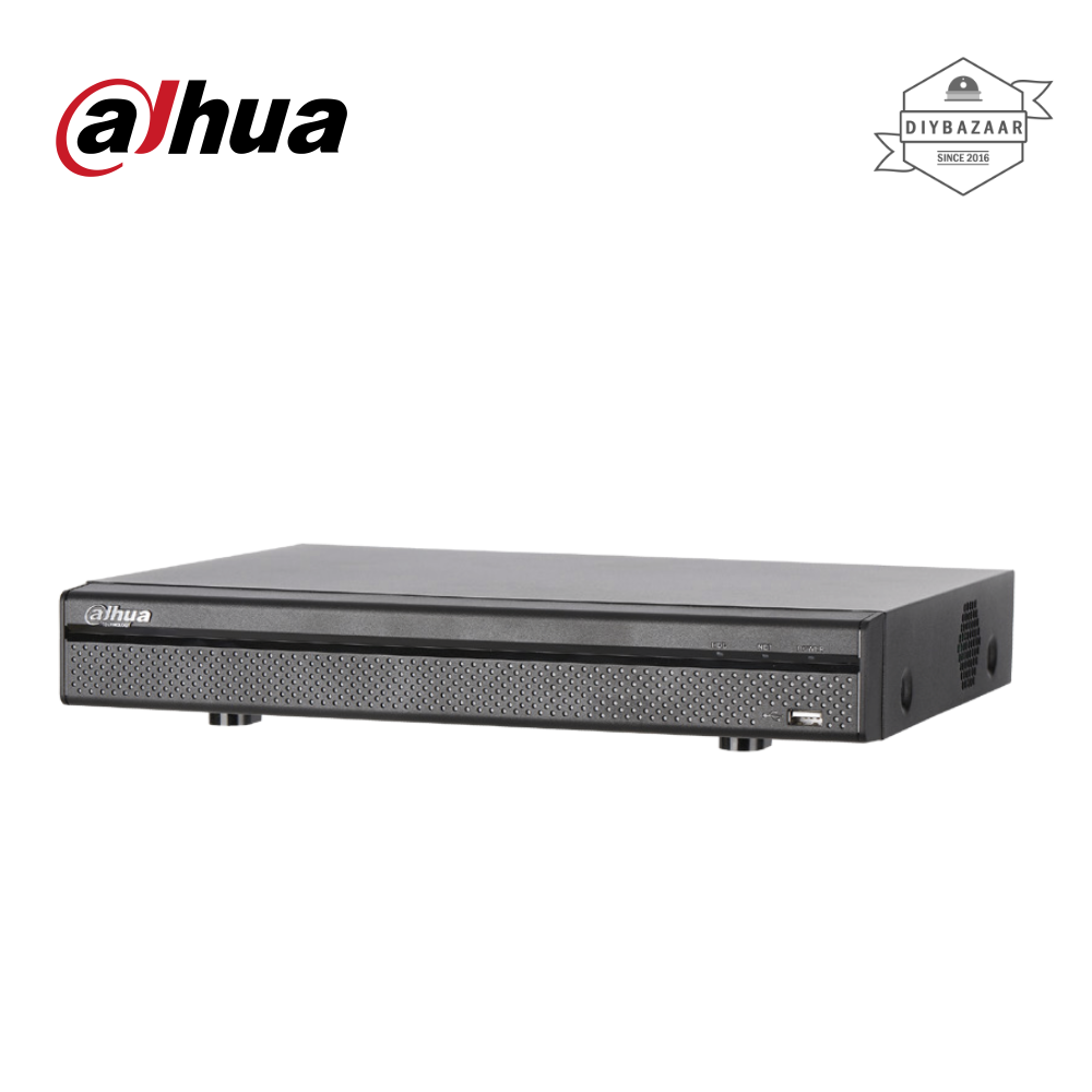 Dahua XVR5116H-4KL-X 16 Channel Penta-brid 4K Mini 1U Digital Video Recorder
