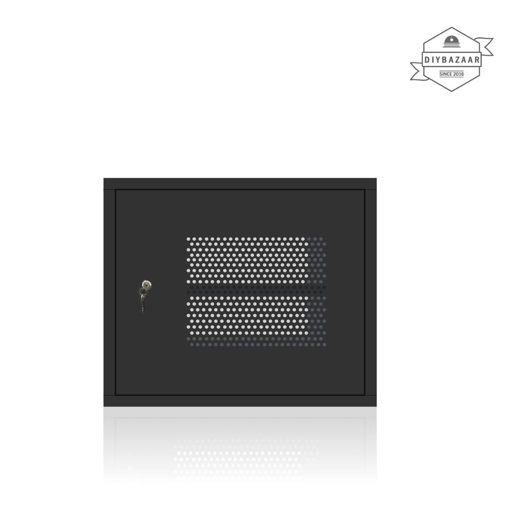 "9U 19"" Wall Mount Server Cabinet Rack"