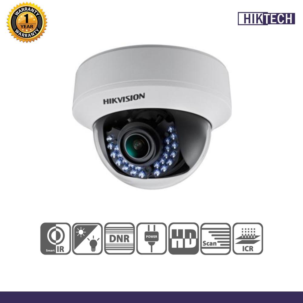 Hikvision DS-2CE56D0T-VFIR 2MP Bullet Camera
